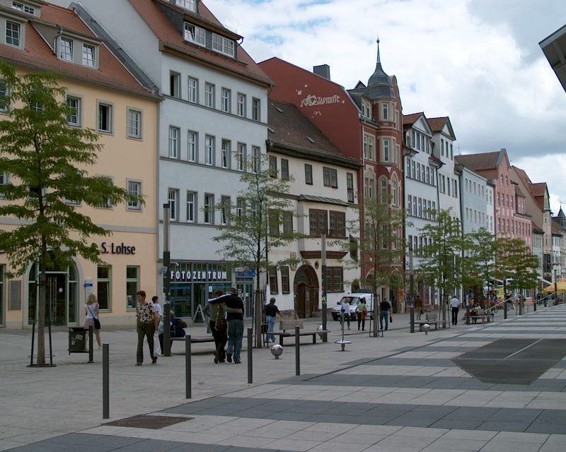 Europe Germany Jena