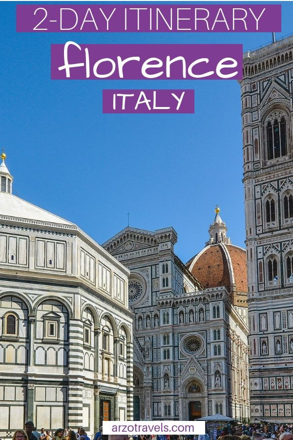 Italian Florence: Two Days In Florence, Italy