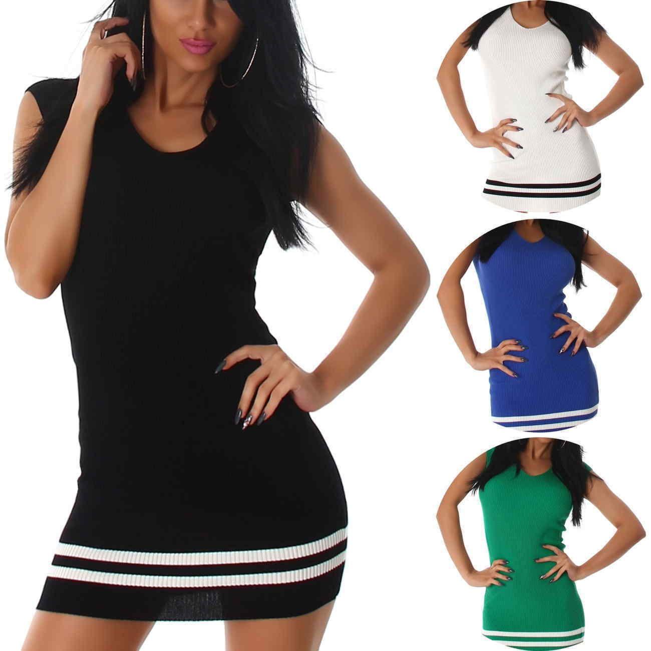 Strickkleid Sweater Rollkragen Pullover /& Kleid Pulli Einheitsgröße 32 34 36 38