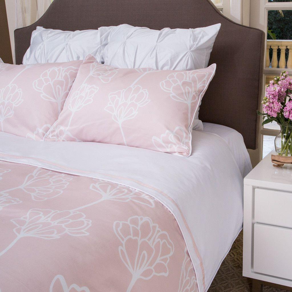 pillowcases media elm west duvet velvet uk pink crinkle dusty shams cover blush