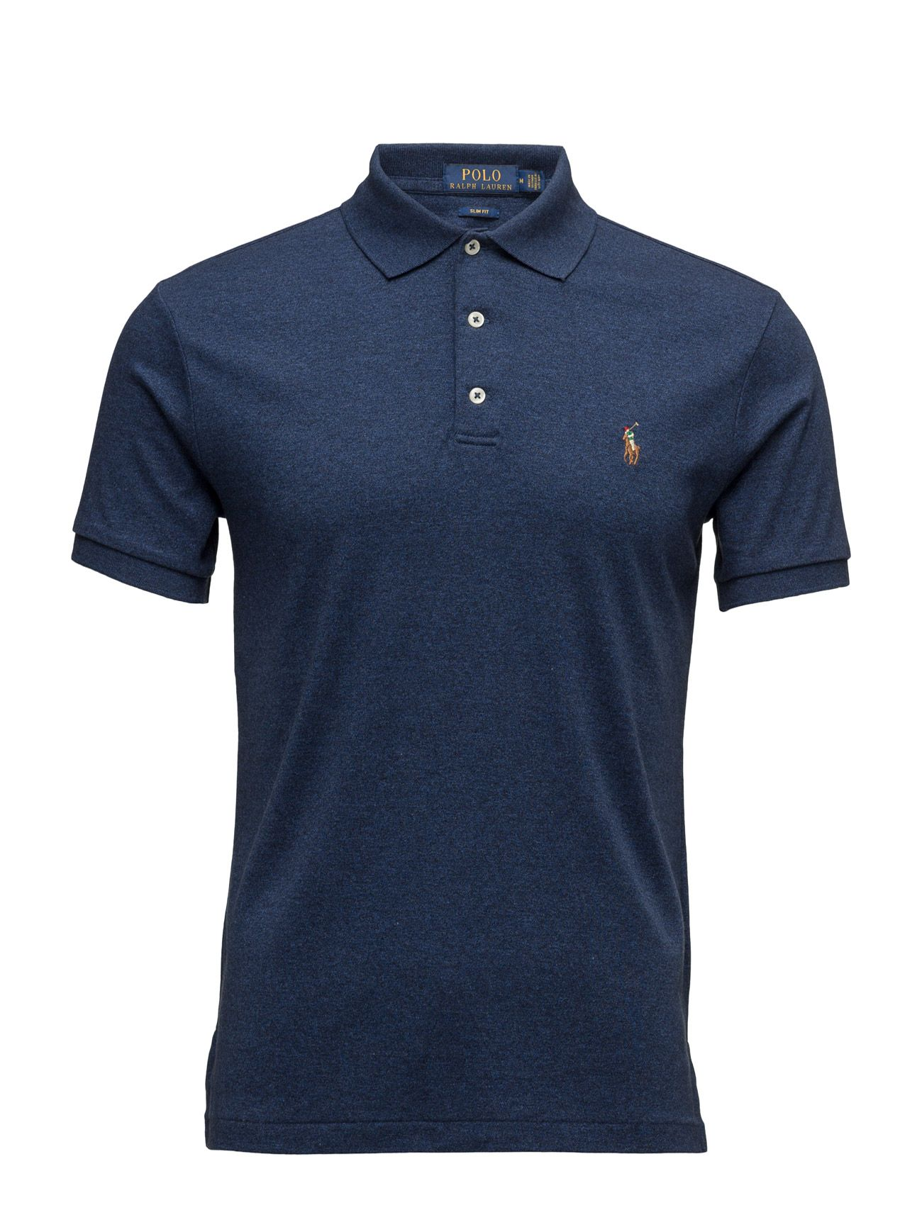 3ceccdd0 polo ralph lauren slim fit soft-touch polo monroe blue heather men tops shirts  short-sleeved,polo ralph lauren outlet,New Arrival, ralph lauren swim where  ...