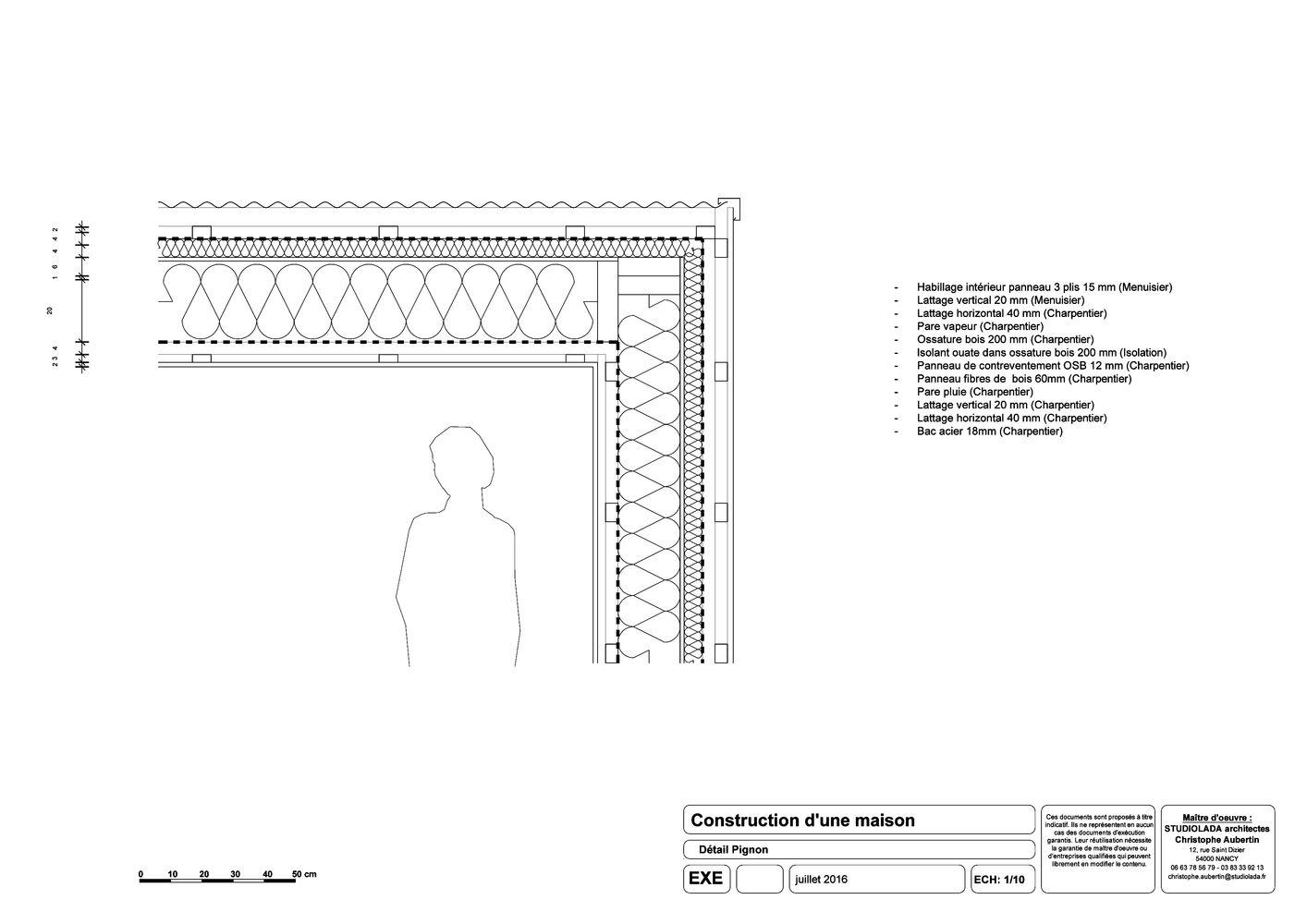 Gallery Of Open Source House Studiolada Architects 38 Barn Style House Plans Barn Style House Architecture Details