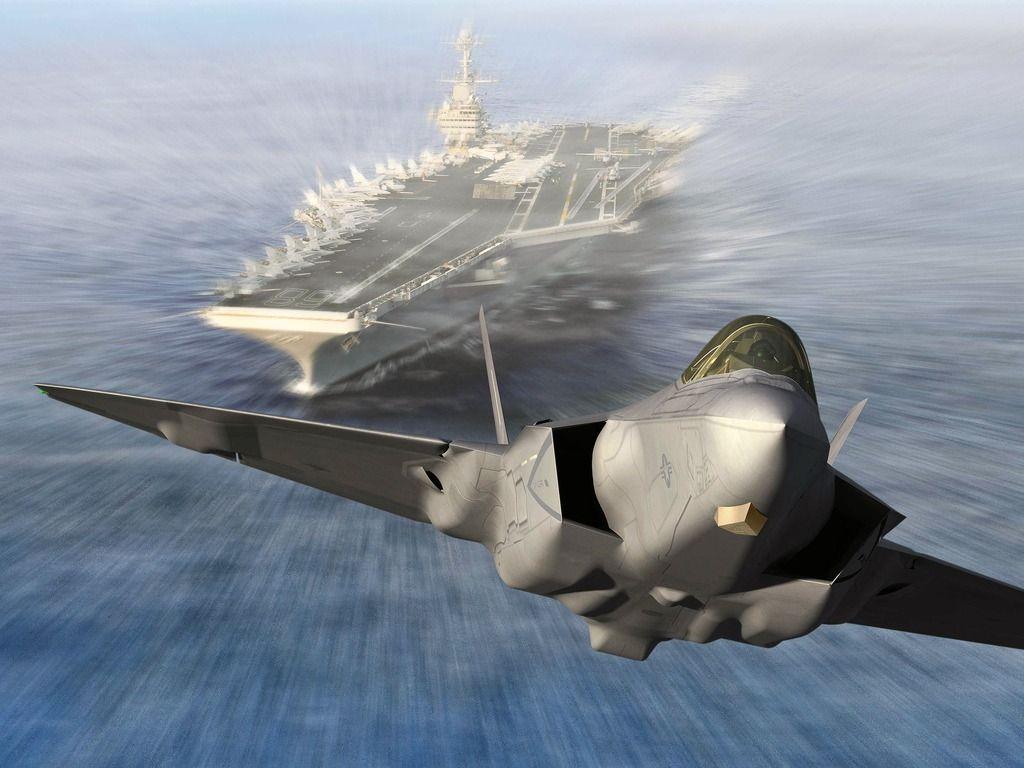 F35. Top Gun 2?