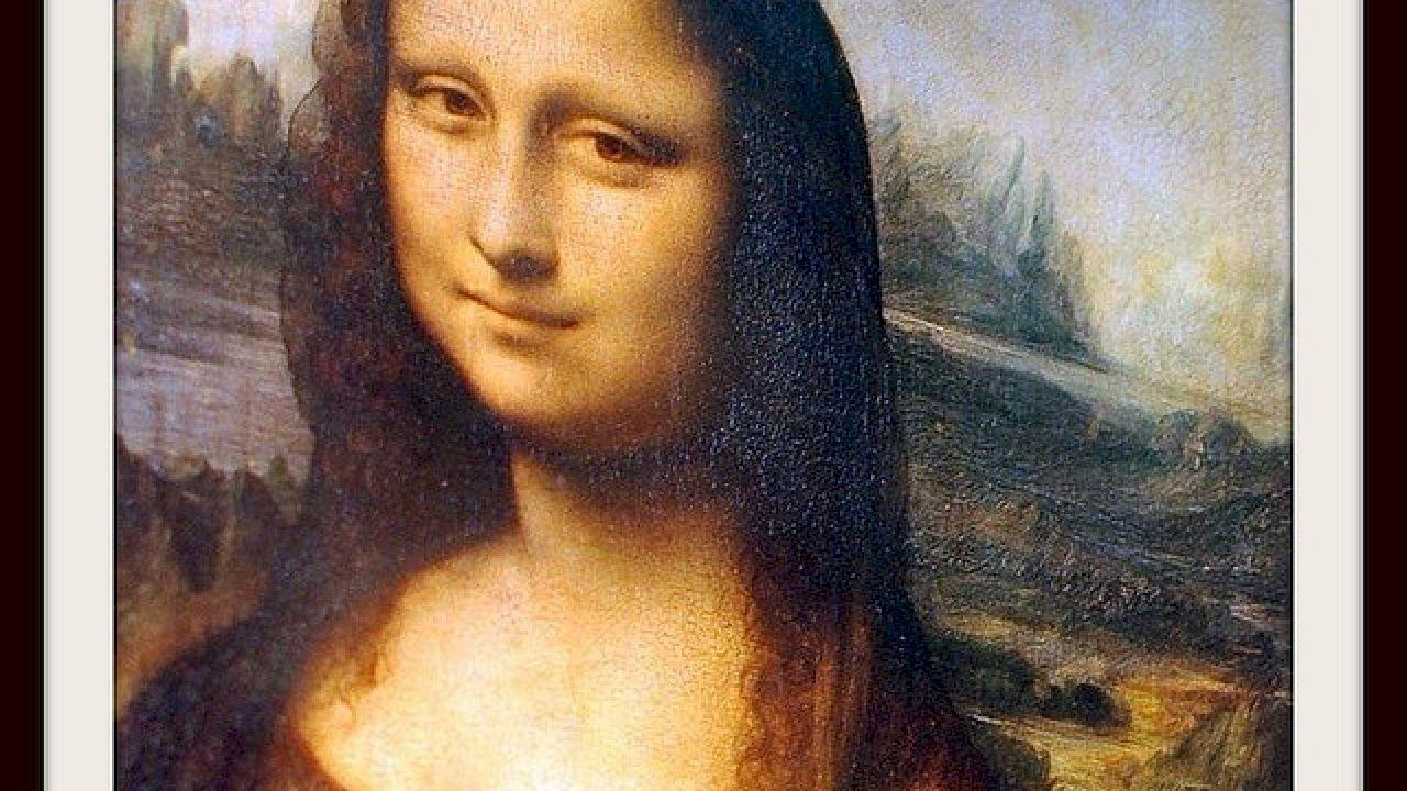 ما هي حقيقة الموناليزا Mona Lisa Mona Art