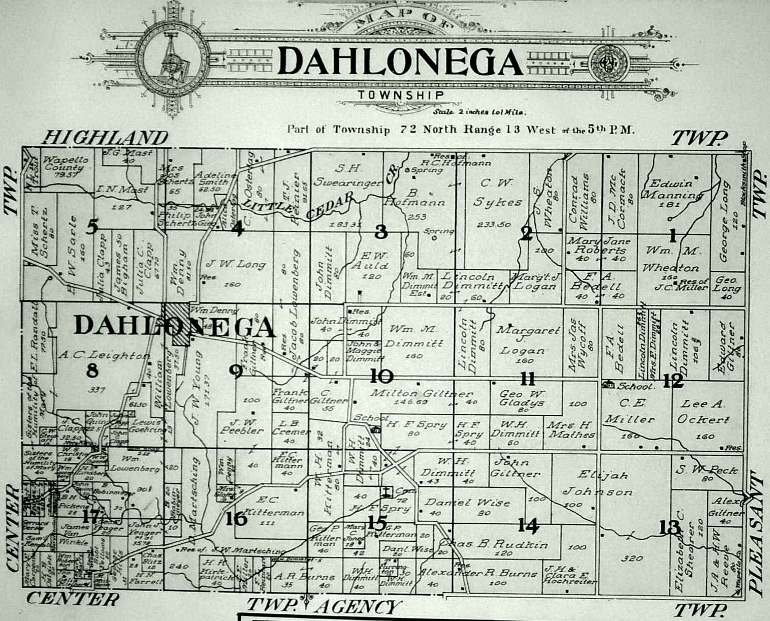Map Of Dahlonega Georgia Dahlonega Map Georgia On My