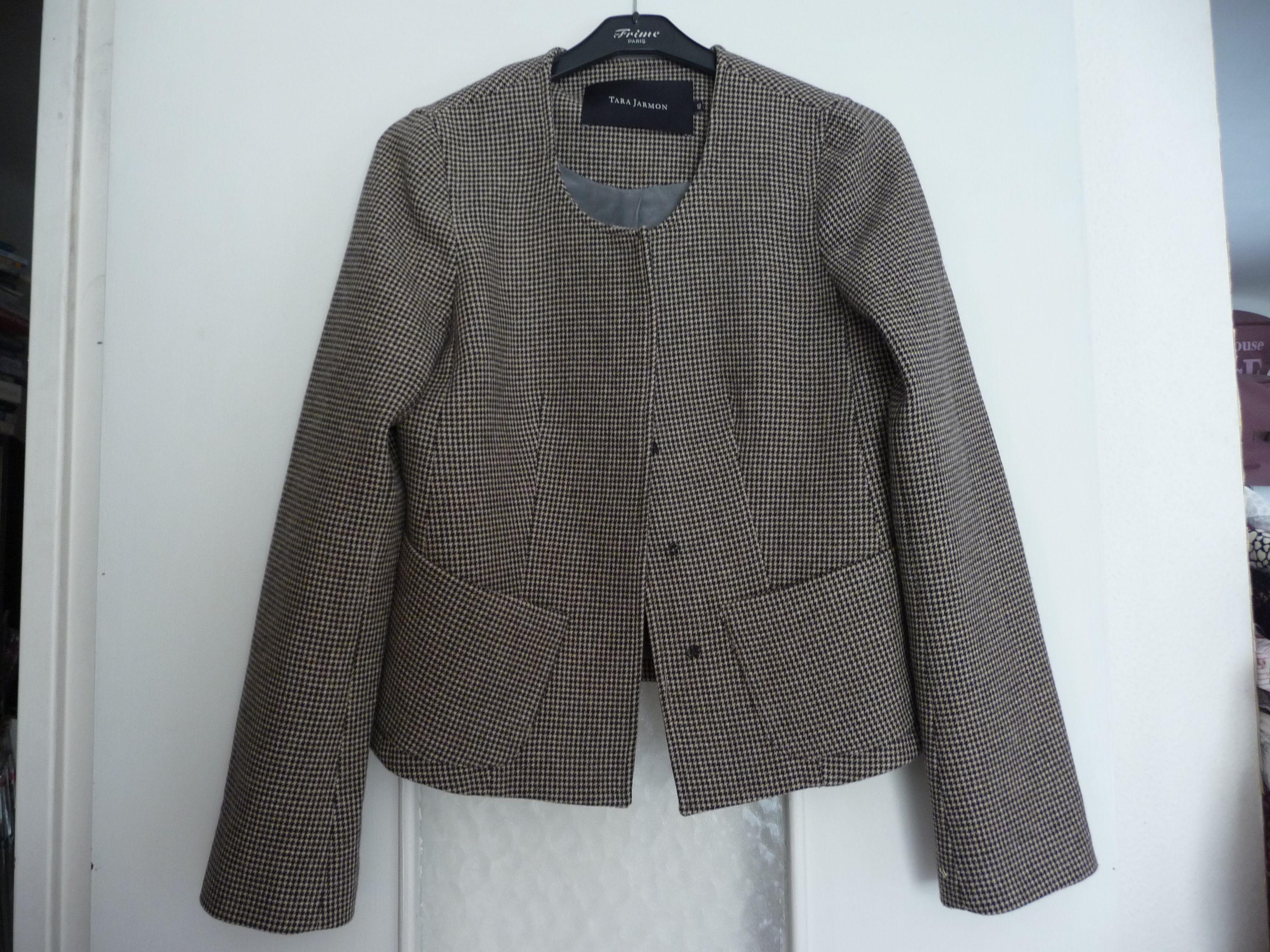 Manteau long taille 52