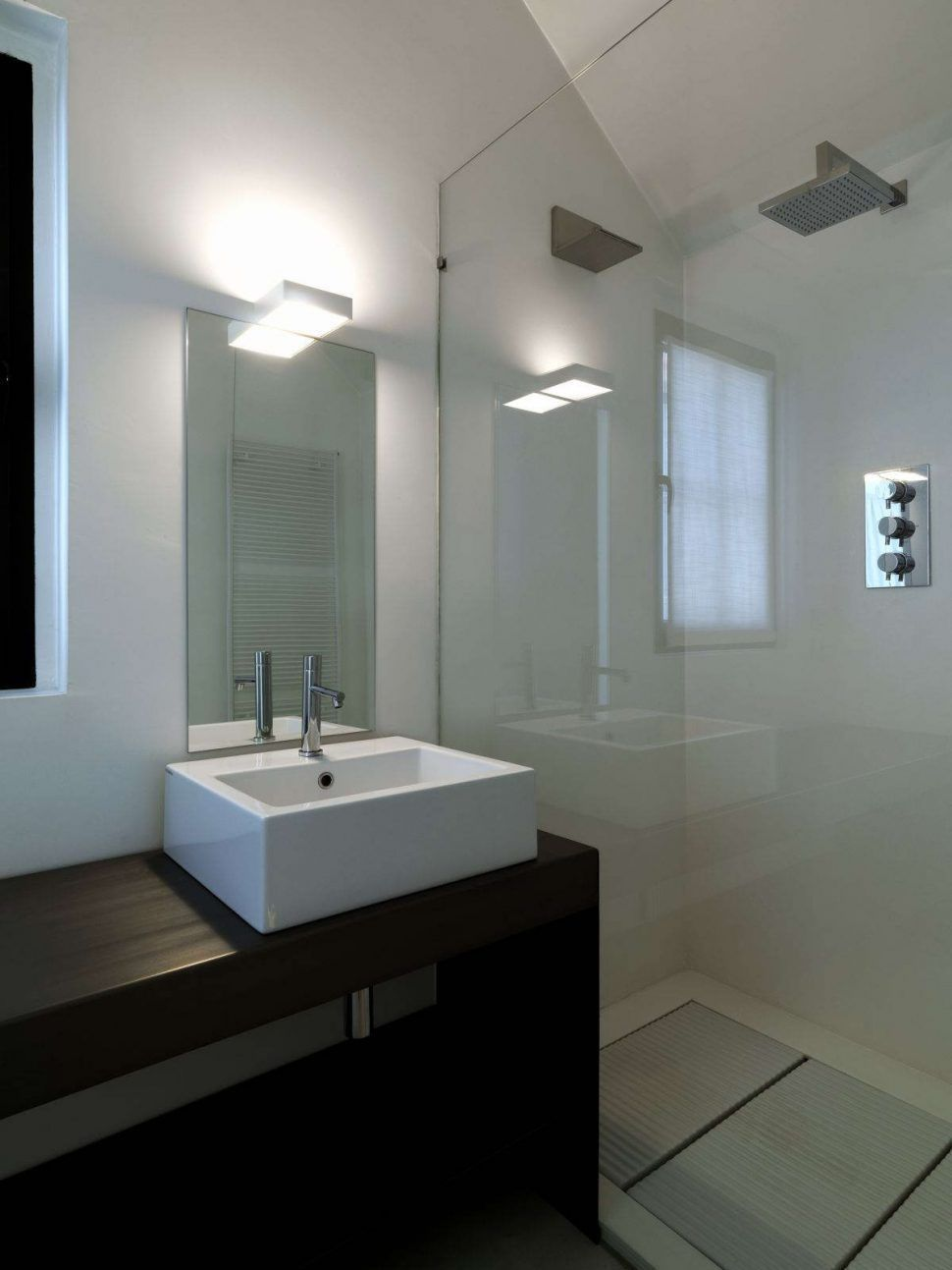 bathroom 2017 cool small bathroom with rectangle frameless glass