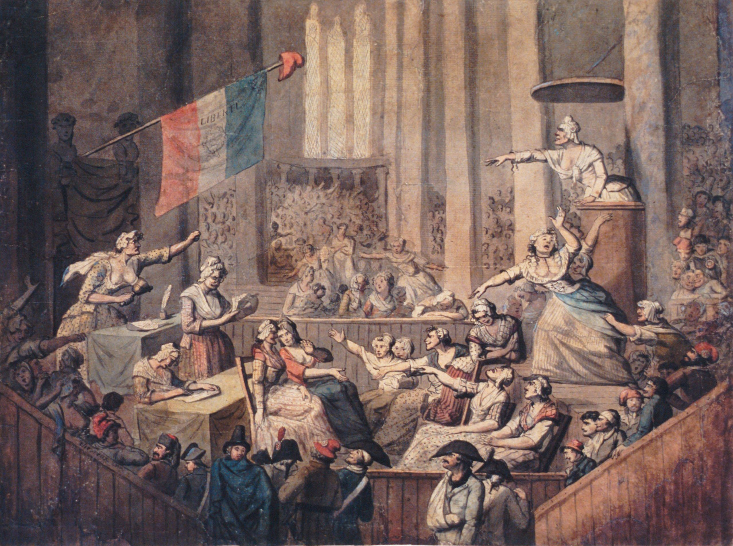 Women In The French Revolution Wikipedia The Free Encyclopedia