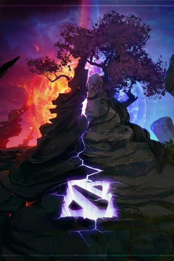 Dota  Phone Wallpaper Phone Wallpaper