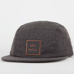 Click Image Above To Buy: Rvca Eclipse Mens 5 Panel Hat