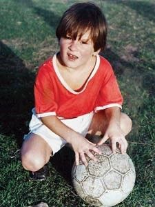 Lionel Messi Childhood : lionel, messi, childhood, Eleven:, Childhood, Pictures, Famous, Soccer, Players, Messi, Childhood,, Young, Messi,, Lionel