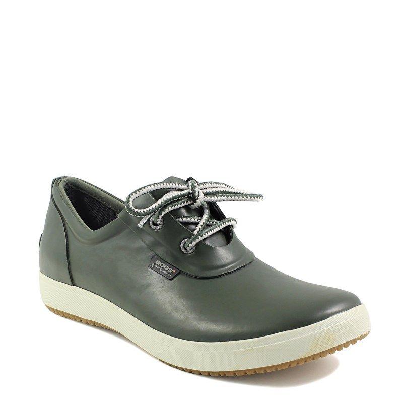 Bogs Women's Quinn Waterproof Rain Shoes (Loden)