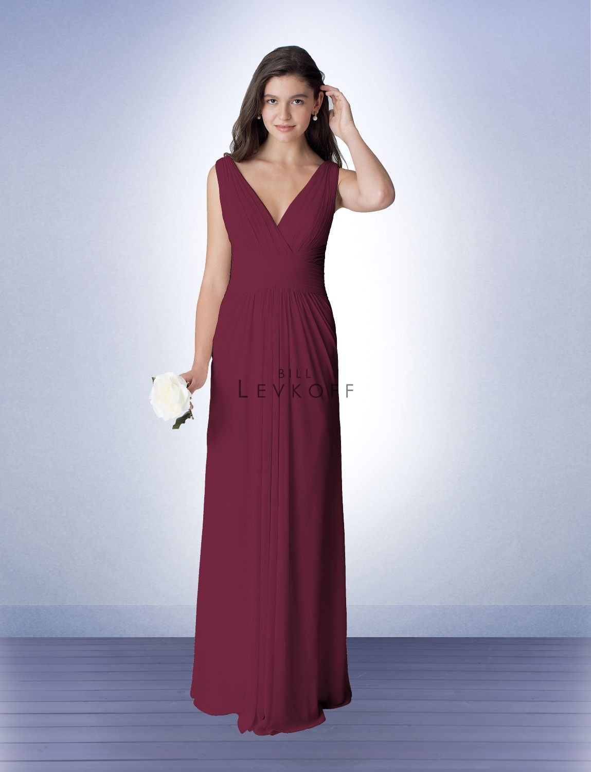 1277 wine bill levkoff november wedding pinterest bill bridesmaid dress style 1277 bridesmaid dresses by bill levkoff ombrellifo Image collections