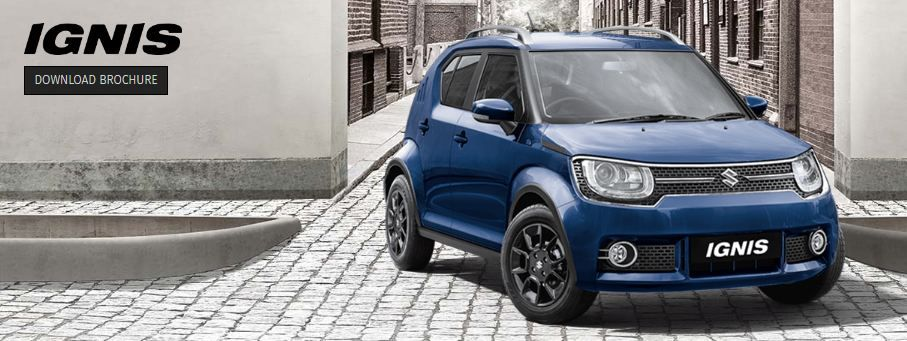 Ignis Comes With 1 2l Vvt Petrol Engine Which Give Power Of 61kw