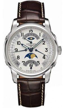 Longines Saint-Imier L2.764.4.73.0 Men's Watch - Ethos Watches