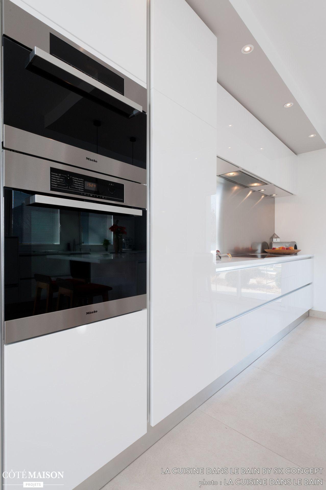 amnagement dune maison moderne et design cuisine salon salle de douche