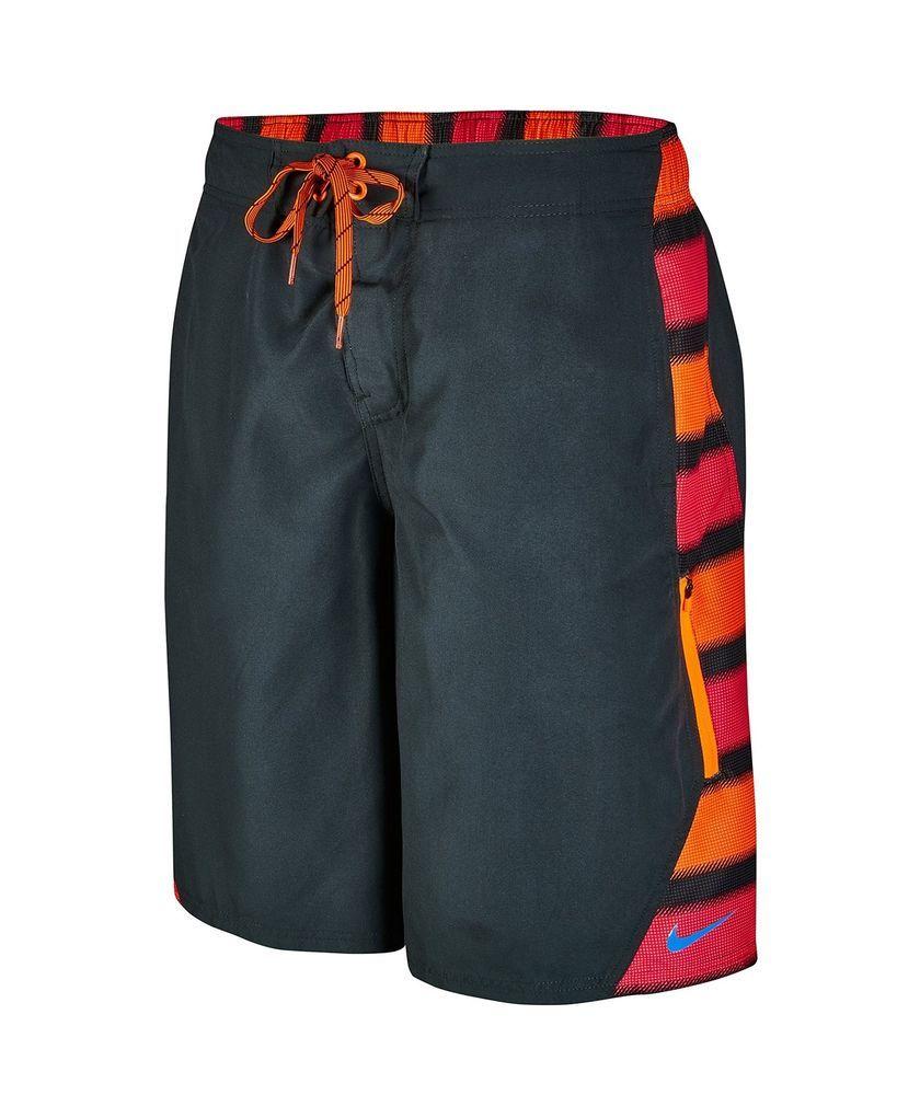 24bba132b4 Nike Yeah Bouy Splice 11 Inch E Boardshorts Medium NESS6386 Swim Trunks # Nike #Boardshorts