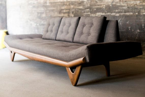 Craft Associates Sofa 1403 Op Etsy 5 027 93 Furniture Design Chair Modern Sofa Chair Mid Century Modern Seating