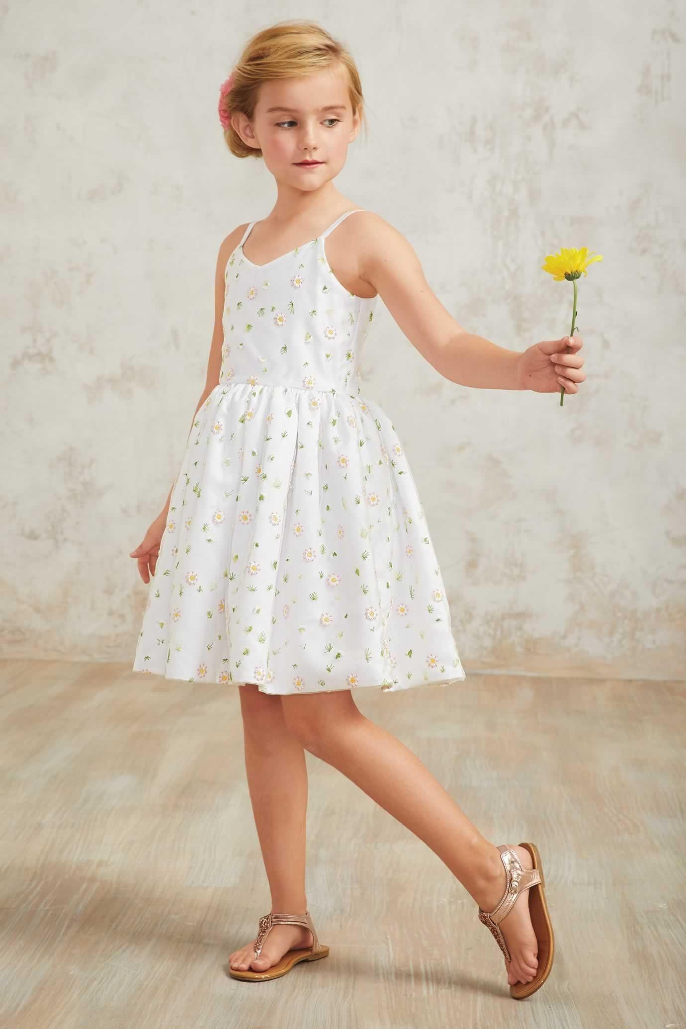 c9b4d9ed74b5 Girls Scattered Flowers Dress: #Chasingfireflies $99.00$46.00$20.00$62.00