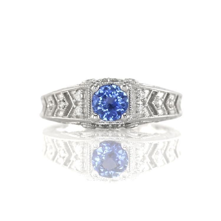 Engagement Rings With Sapphires 23