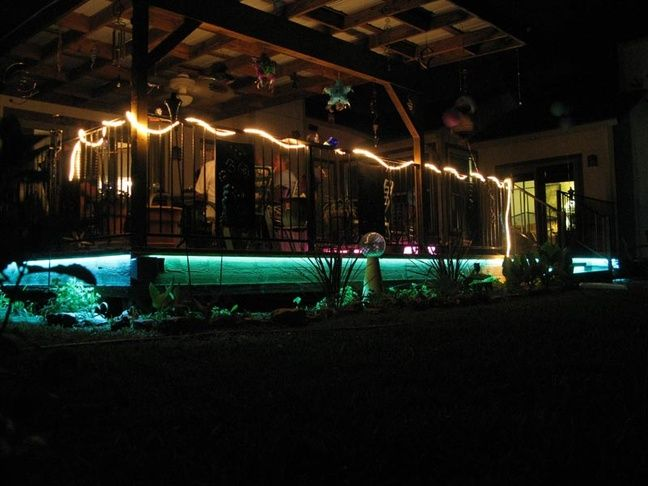 Dock U0026 Deck LED Lighting Solutions   SuperNova Fishing Lights