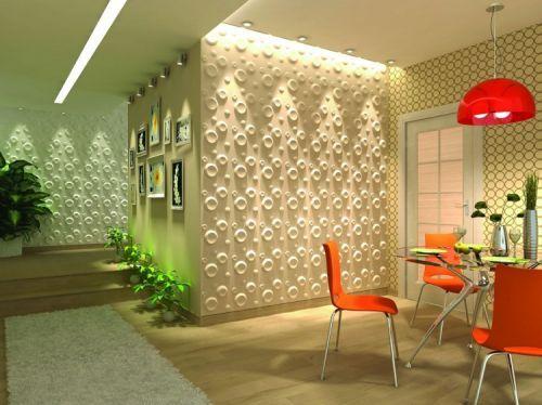 decoracion-panel-decorativo | Decoración paredes | Pinterest