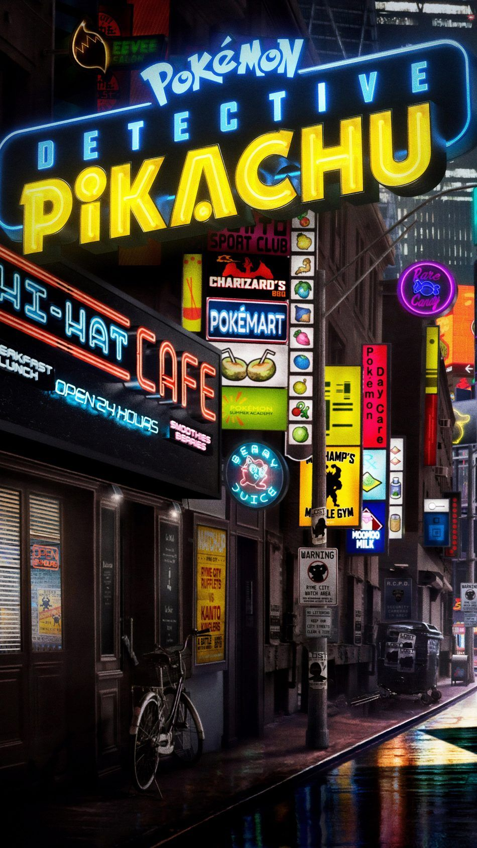 Pokemon Detective Pikachu 4k Ultra Hd Mobile Wallpaper Pikachu