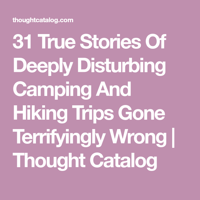 31 true stories of