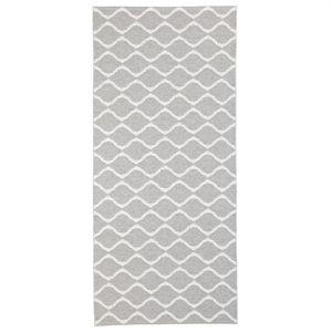 Horredsmattan måtte - Wave i grå (70 x 50)