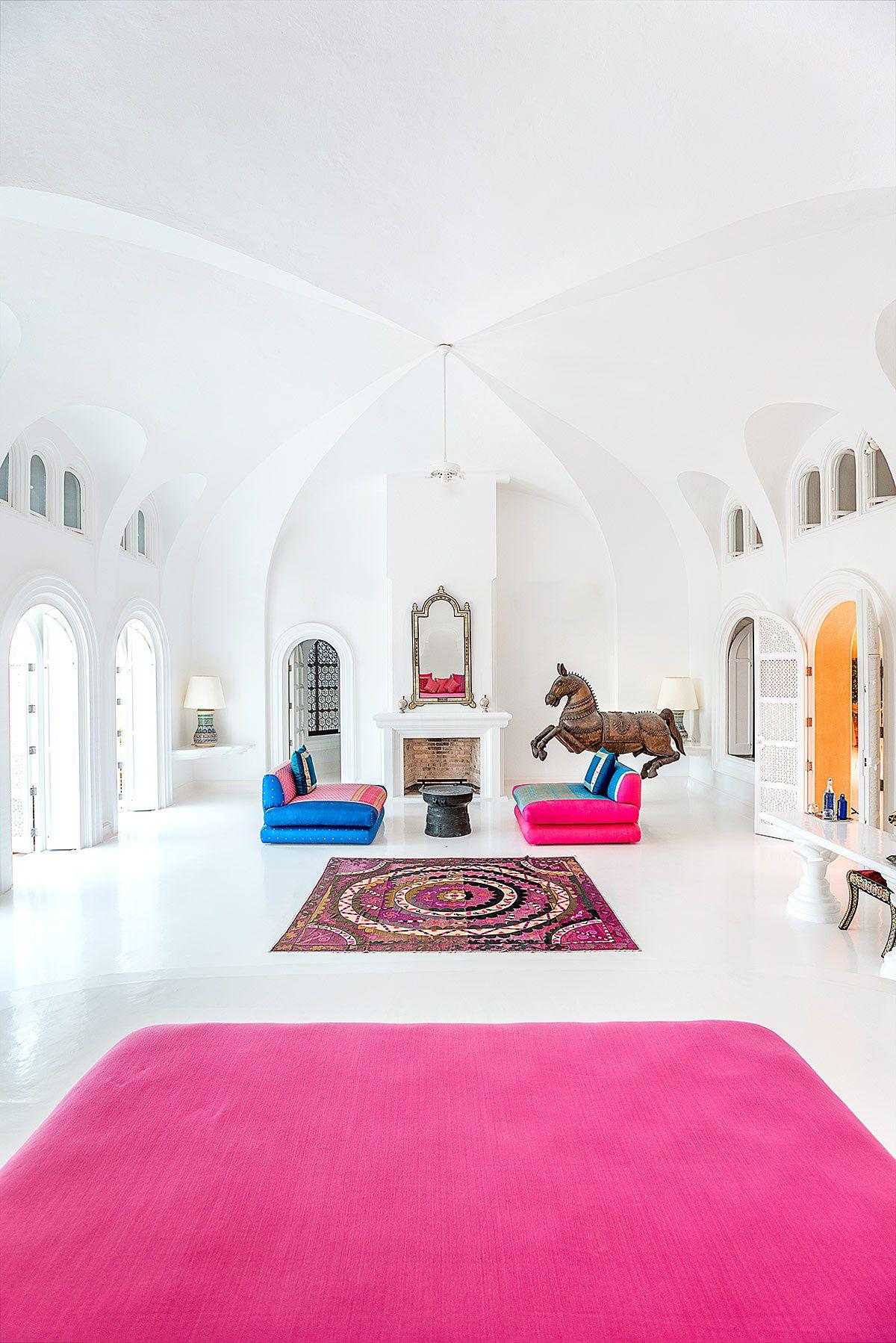 Casa Cuixmala Arquitectura Mexicana Reserva Natural Y India # Tutto Muebles Qro