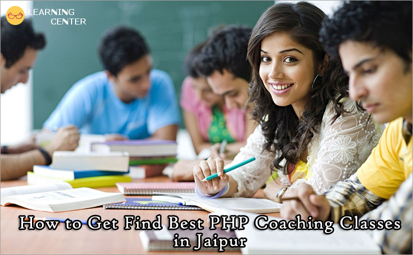 How to Get Find Best PHP Coaching Classes in Jaipur.Know More : http://bit.ly/2xzZjnp