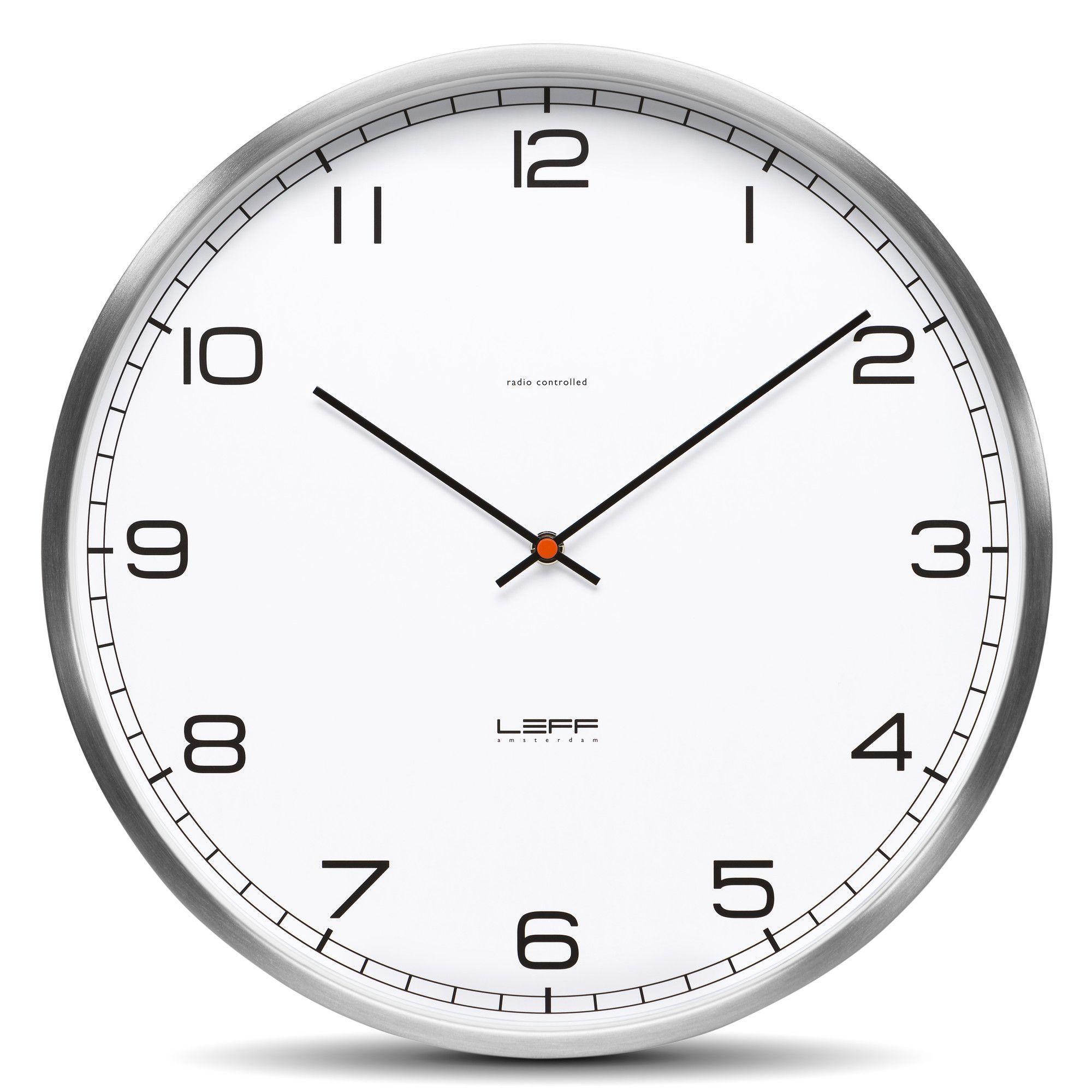 One35 1378 Arabic Stainless Steel Wall Clock Kitchen Pinterest
