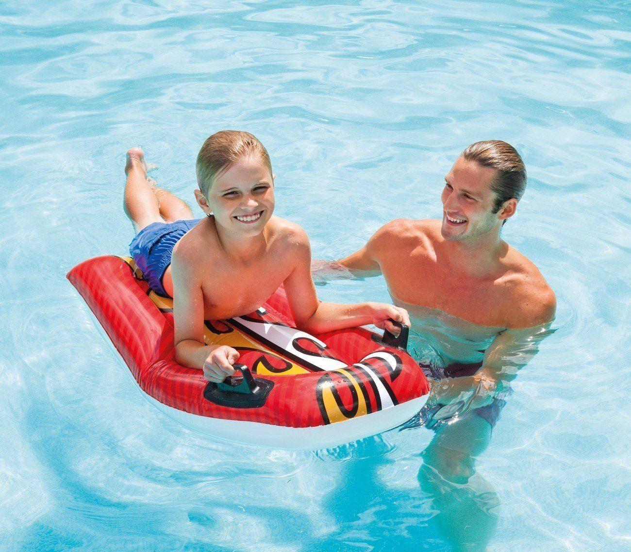 Intex Joy Rider Pool Float (Colors May Vary) Pool floats