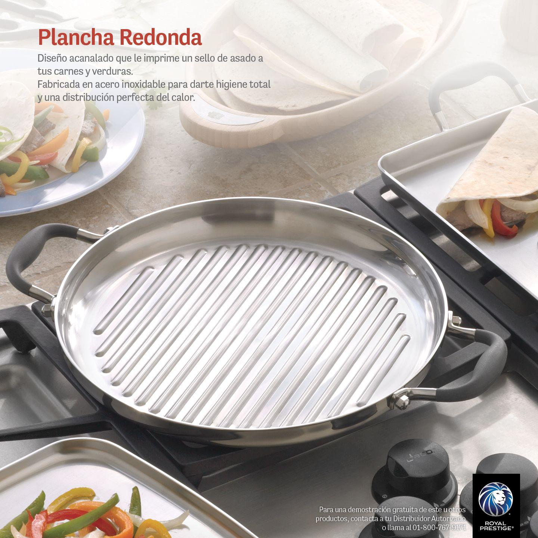 Los mejores utensilios de cocina Royal Prestige cuentan con una ...
