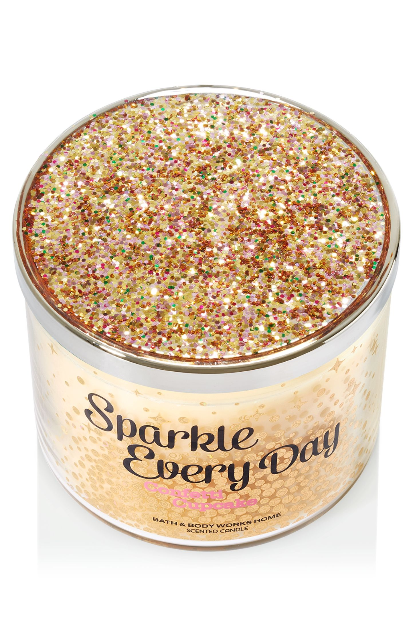 Sparkle Every Day 3-Wick Candle - Home Fragrance 1037181 ...