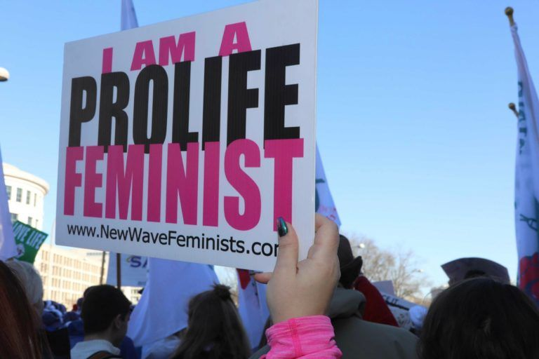 29 Of The Best Signs At The March For Life Pro Life Pro Life March Life