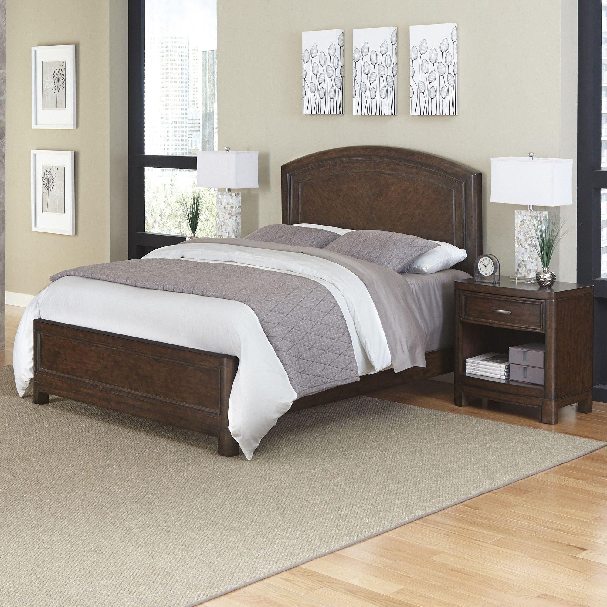 Best Crescent Hill Standard 3 Piece Bedroom Set King Bedroom 640 x 480
