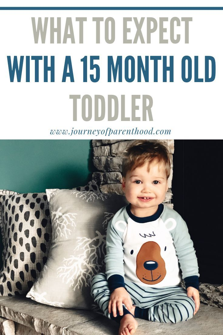 Spear is 15 Months Old   Baby development activities, Baby ...