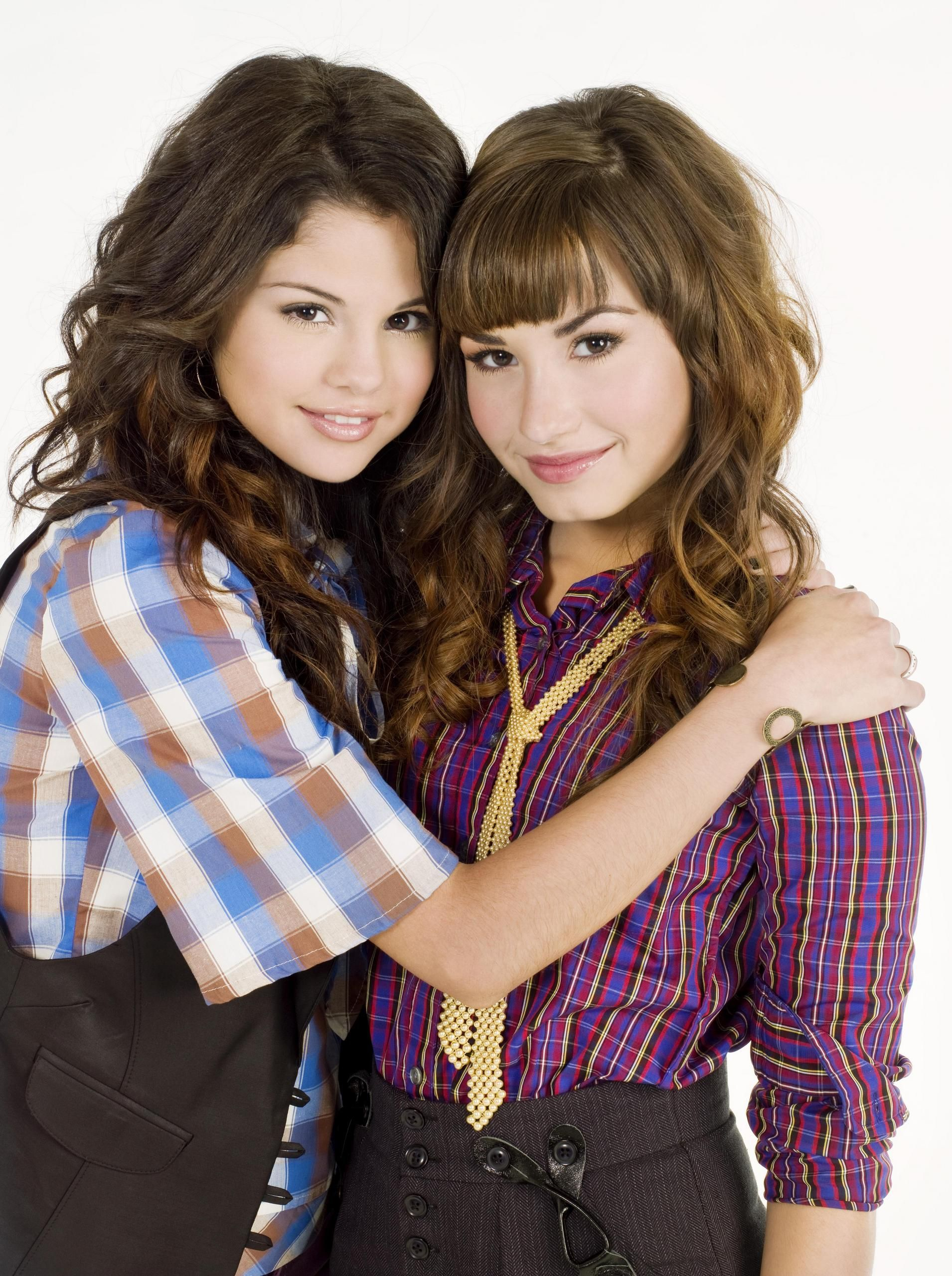Selena Gomez And Demi Lovato Nude  Selena And Demi -2881