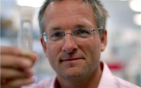 Un médico que traga parásitos en nombre de la ciencia   http://caracteres.mx/un-medico-que-traga-parasitos-en-nombre-de-la-ciencia/?Pinterest Caracteres+Mx
