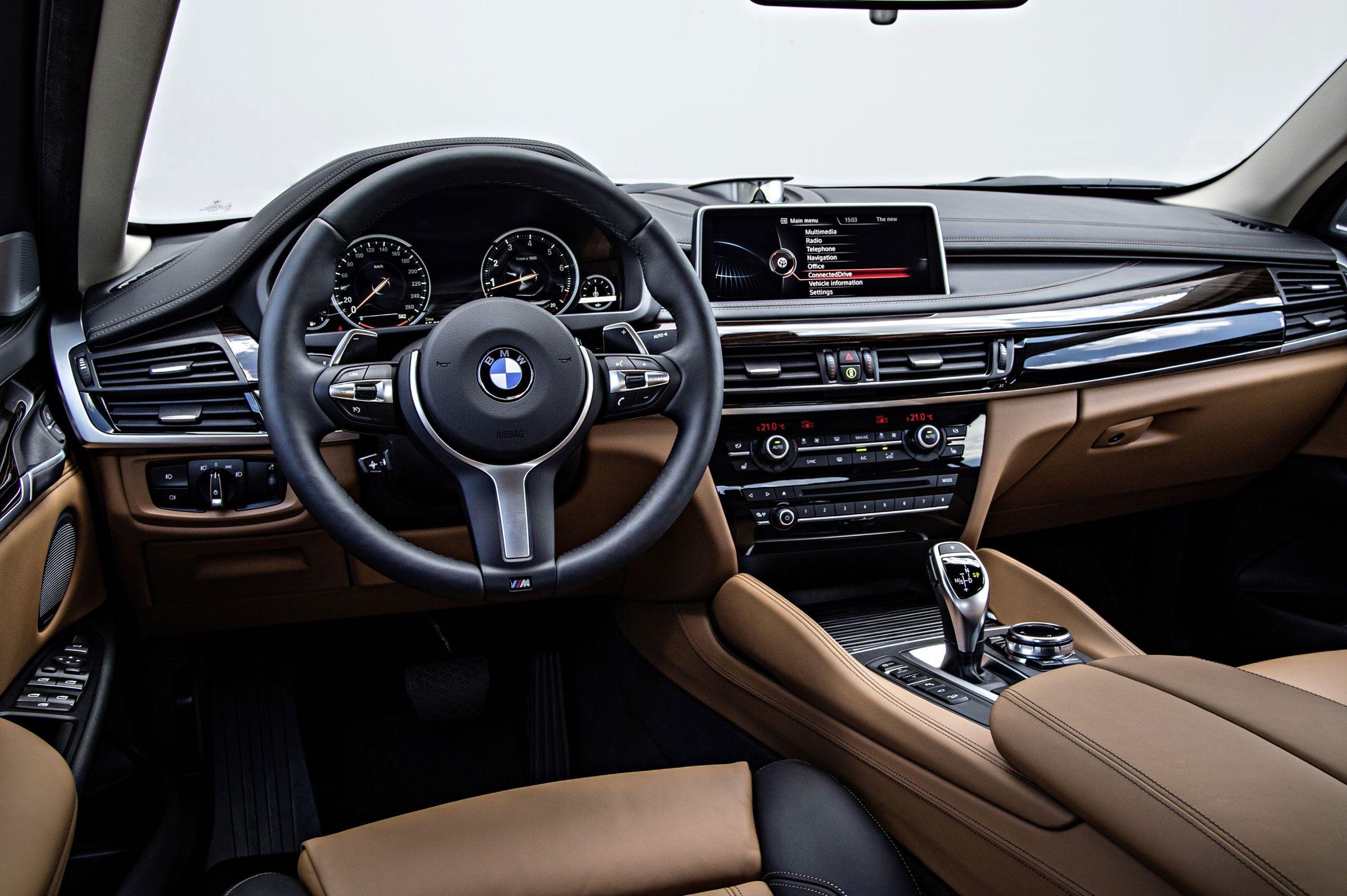 Bmw X6 Xdrive50i Review Pictures Bmw X6 Bmw X6 Interior Bmw