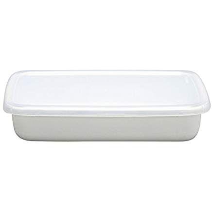 Noda Horo Enamel Ware Trays On Amazon Food Storage Enamel Container 0.8 L  Made In Japan