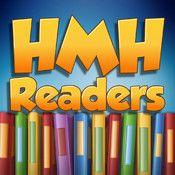 HMH Readers- 13 free 1st grade level books; 13 free 4th grade level books