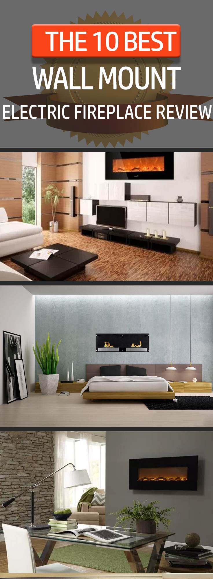 pin by ventless fireplace review on wall mount electric fireplace