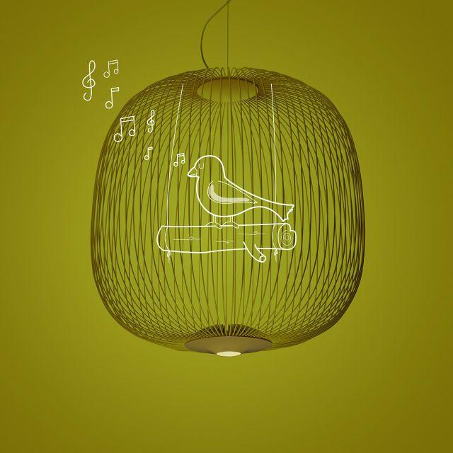 Deze illustrator maakt kunstwerkjes van iconische designlampen