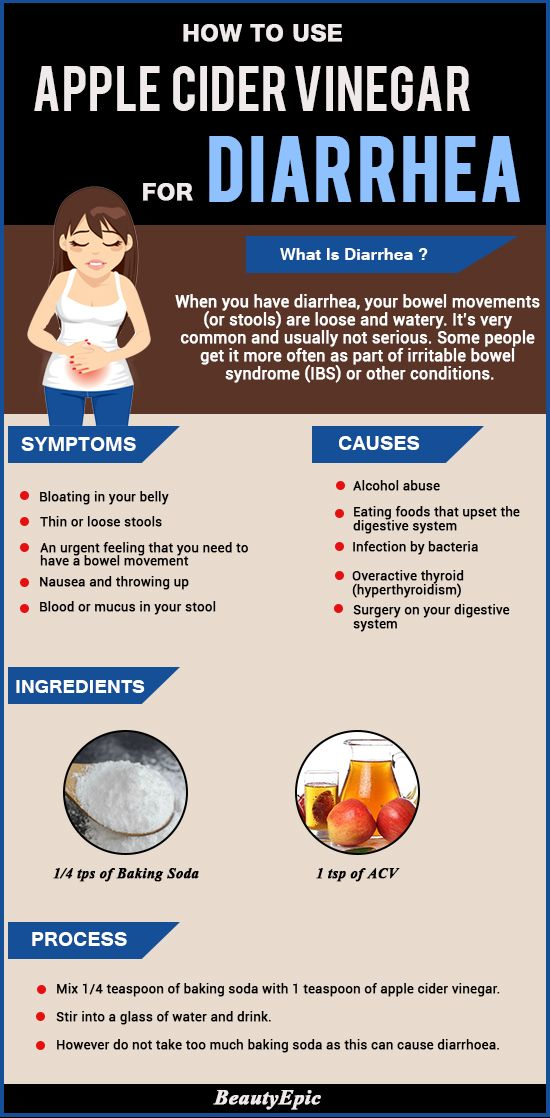 How To Use Apple Cider Vinegar To Treat Diarrhea Apple Cider Vinegar Remedies Apple Cider Vinegar Benefits Cider Vinegar Benefits