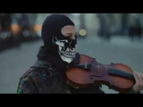 Музика воїнів(music of warriors): Thunderstruck (скрипка/violin) | a