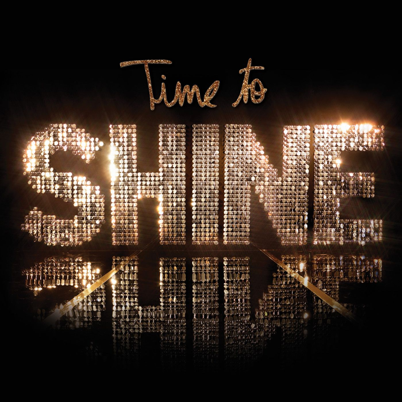 It's Time to Shine in DVF! | Enough Said | Sparkle quotes