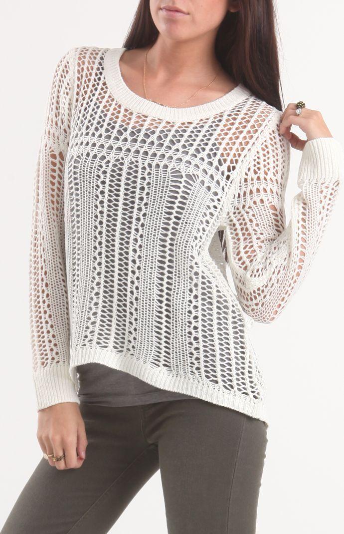 Click Image Above To Purchase: Womens Billabong Sweater - Billabong ...