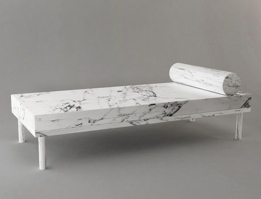 Marble Design Over It, or Still in Love? by Alex Ronan Daybed